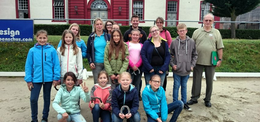Ein perfekter Ferienstart in Bellersdorf